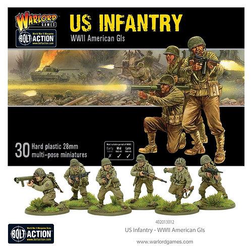 US Infantry WWII & Korean War