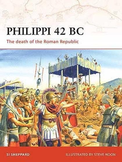 Philippi 42BC