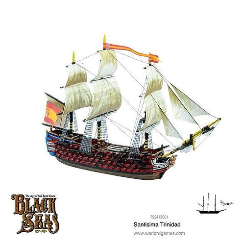 Santisima Trinidad - Black Seas