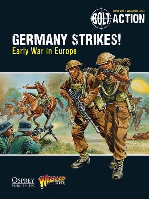 BOLT ACTION - CAMPAIGN: GERMANY STRIKES