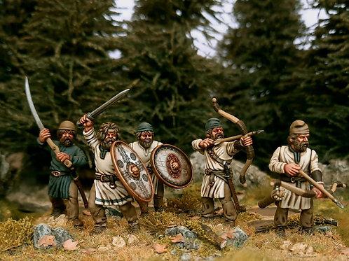 28mm Dacian Starter Army