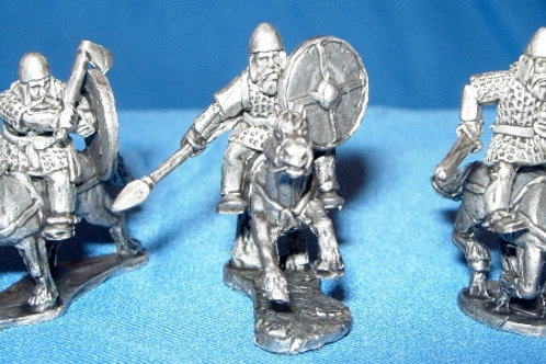 15mm Early Saxon Heavy Cavalry