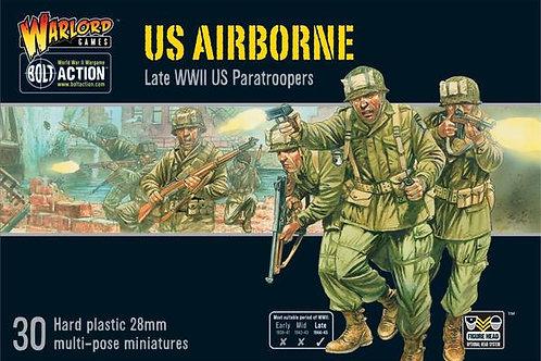 US AIRBORNE (PLASTIC BOX SET)