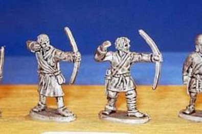 15mm Romano-British Archers