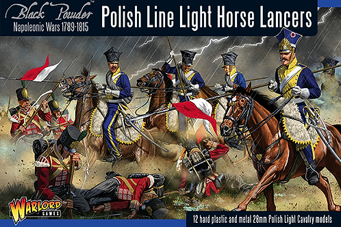 POLISH LINE LIGHT HORSE LANCERS