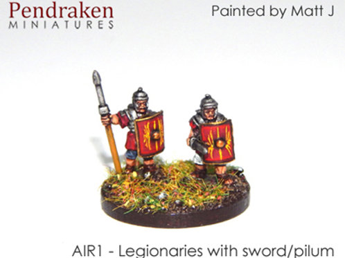 Early Imperial Roman - Western Army Pack