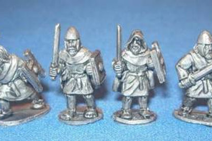 15mm Picts with Swords
