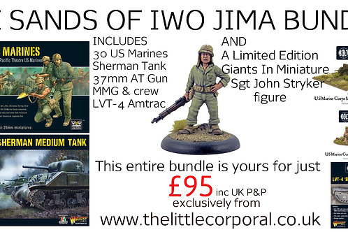 SANDS OF IWO JIMA BUNDLE