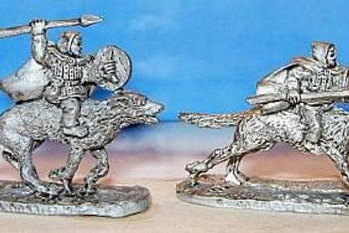 Halfling Bounder Medium Cavalry