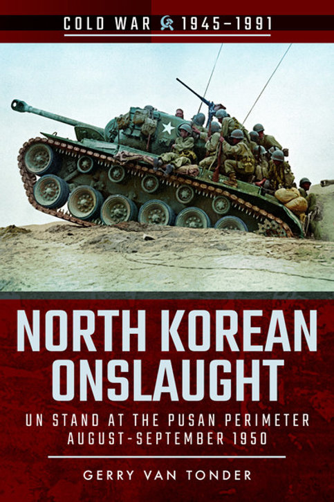 North Korean Onslaught