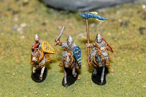 15mm Norman Cavalry Command