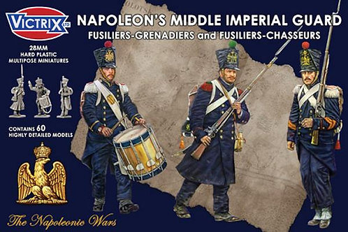 FRENCH MIDDLE IMPERIAL GUARD