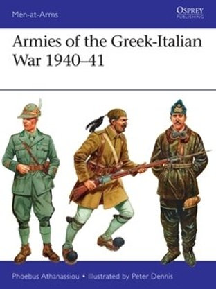 Armies of the Greek-Italian War 1940-41