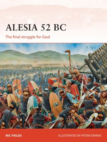 Alesia 52BC