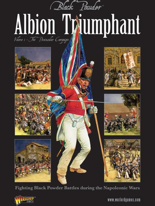 ALBION TRIUMPHANT - PENINSULAR WAR SUPPLEMENT