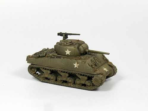 Sherman M4A3 75mm - 1:144th scale
