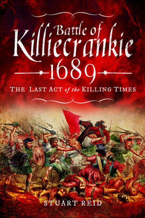 Battle of Killiecrankie 1689