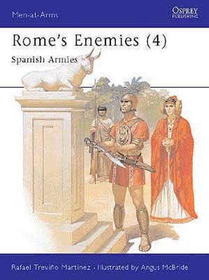 Rome's Enemies (4) Spanish Armies