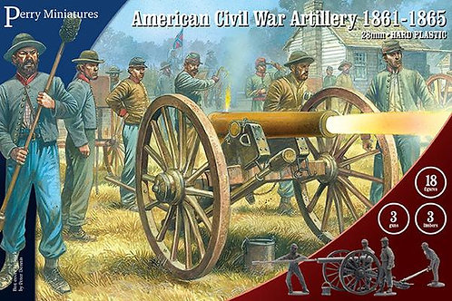 AMERICAN CIVIL WAR ARTILLERY