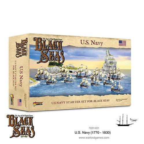 U.S. Navy Fleet (1770-1830) - Black Seas