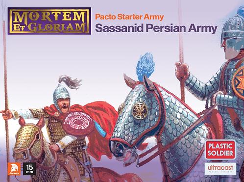 15mm Sassanid Persian Army Pack (Mortem et Glorium)