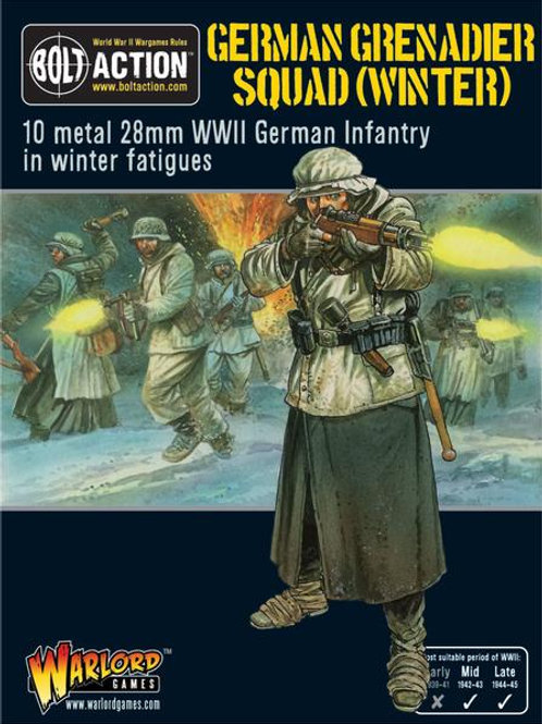 GERMAN GRENADIERS (WINTER CLOTHING)