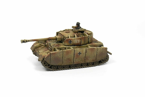 Panzer IV H  1:144th scale