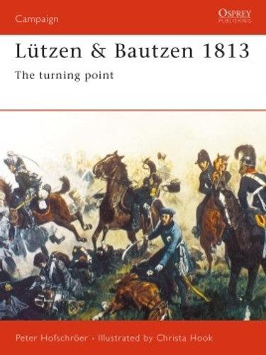 Lutzen & Bautzen 1813