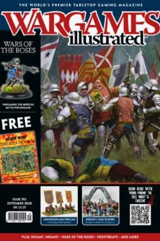 Wargames Illustrated #393 September 2020