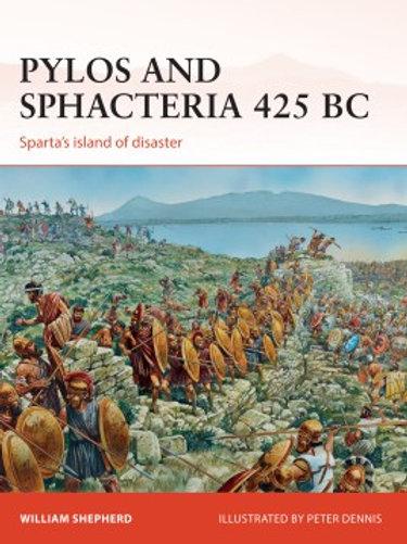 Pylos and Sphacteria 425BC