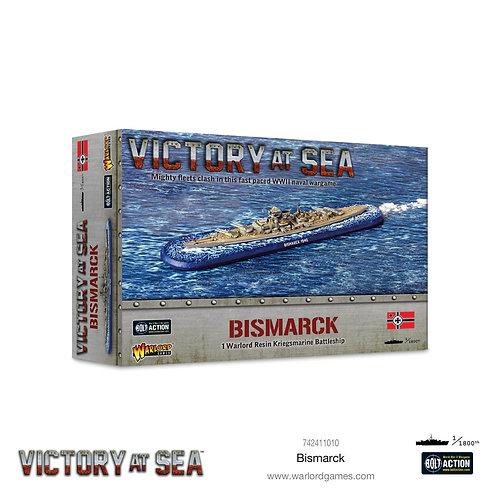 VICTORY AT SEA- BISMARK