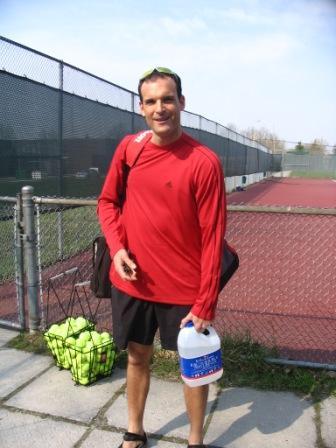 Mike Neuber Tennis Pro 2005