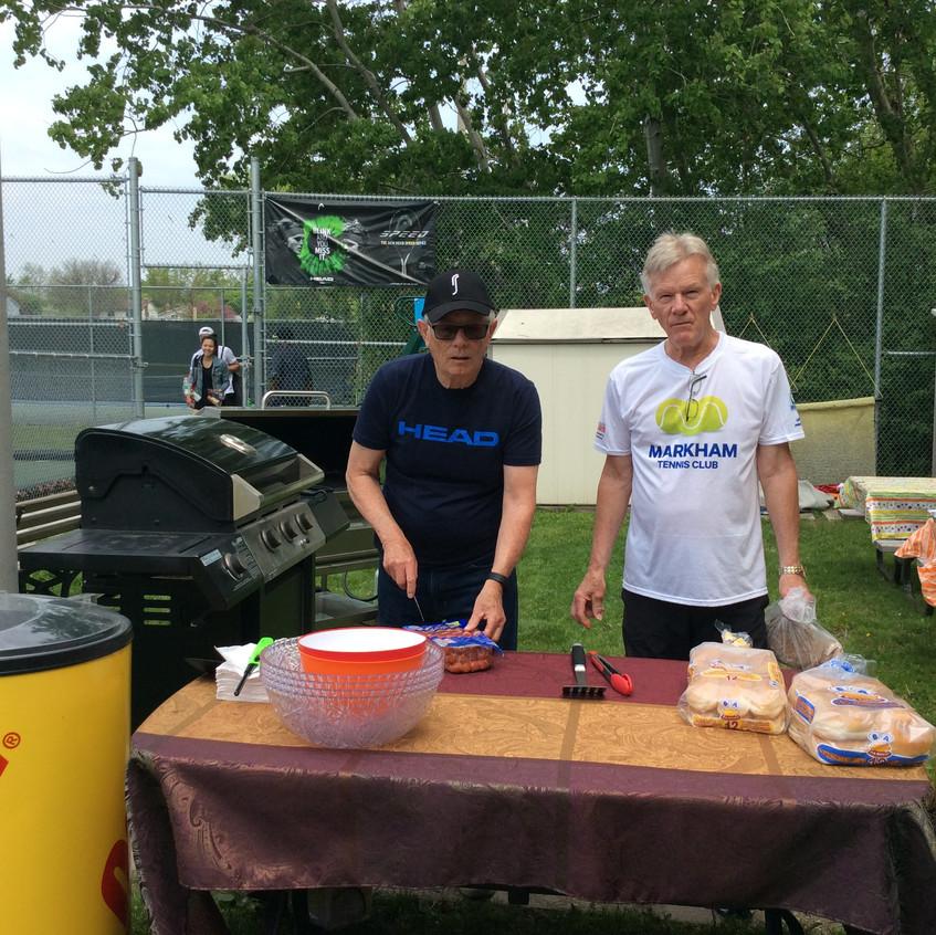 Cooks Garry & Dave