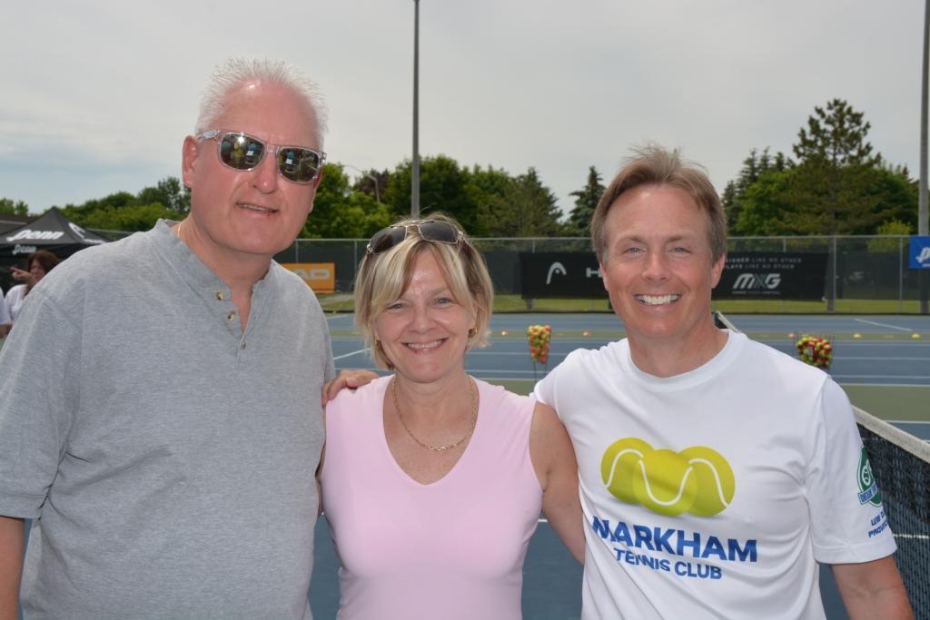 Don, Karen and Scott