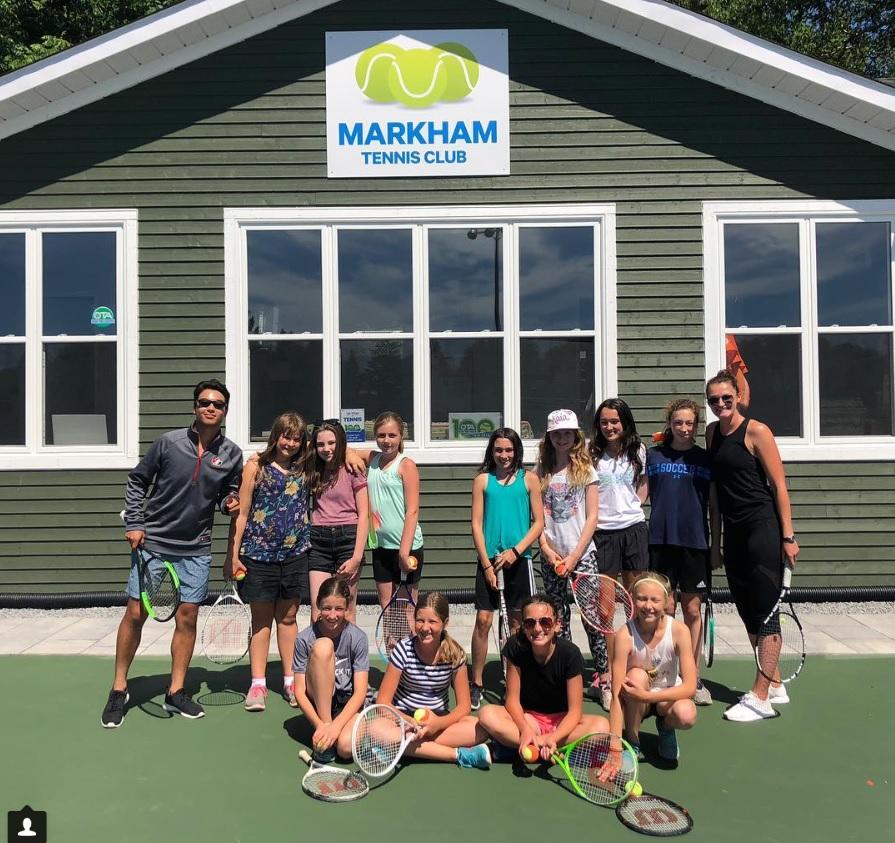 Tennis Camp Promo Pic