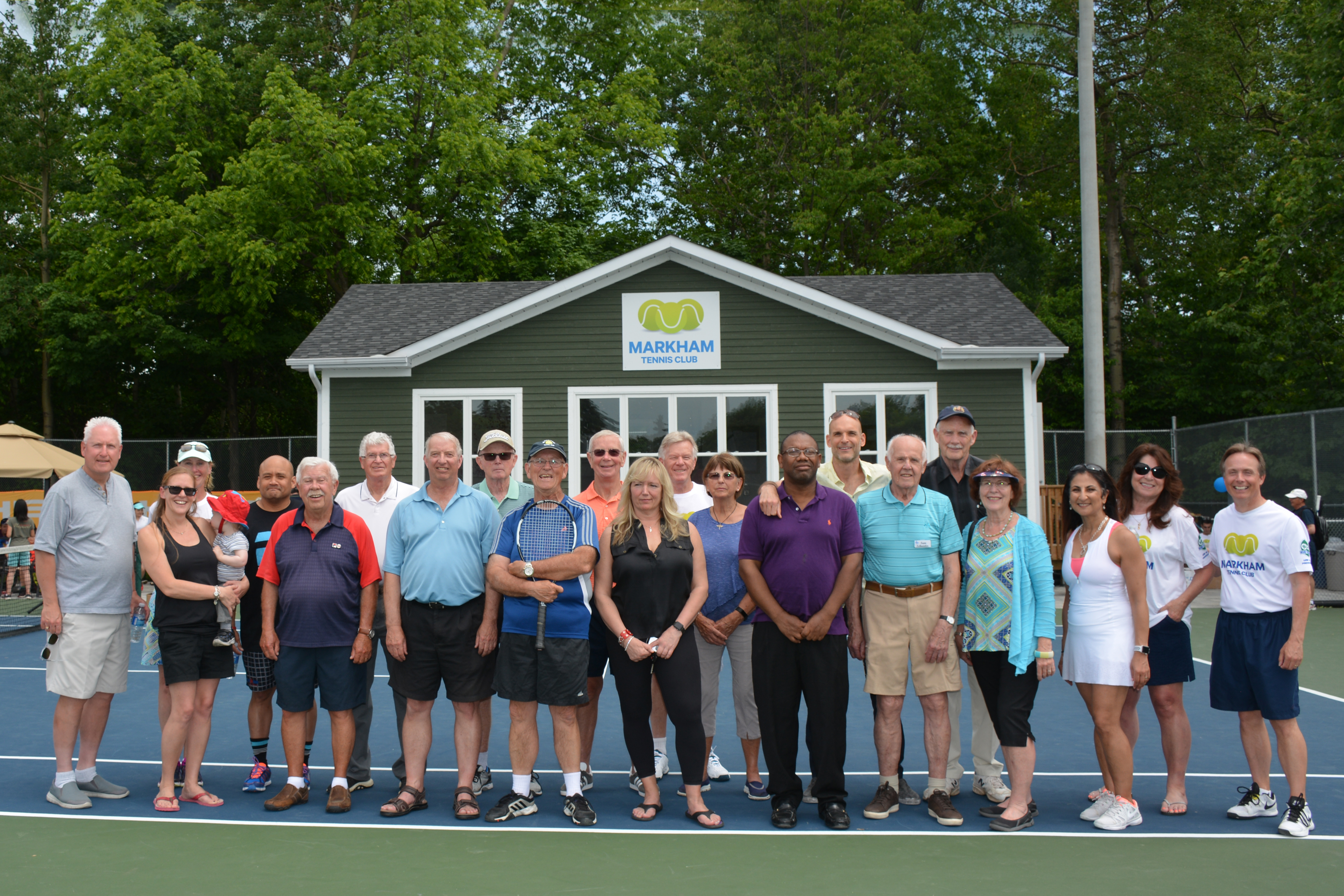 Past Presidents, Pros & Current Board of MTC