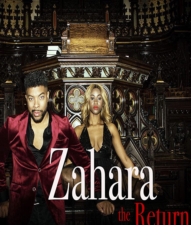 ZAHARA poster