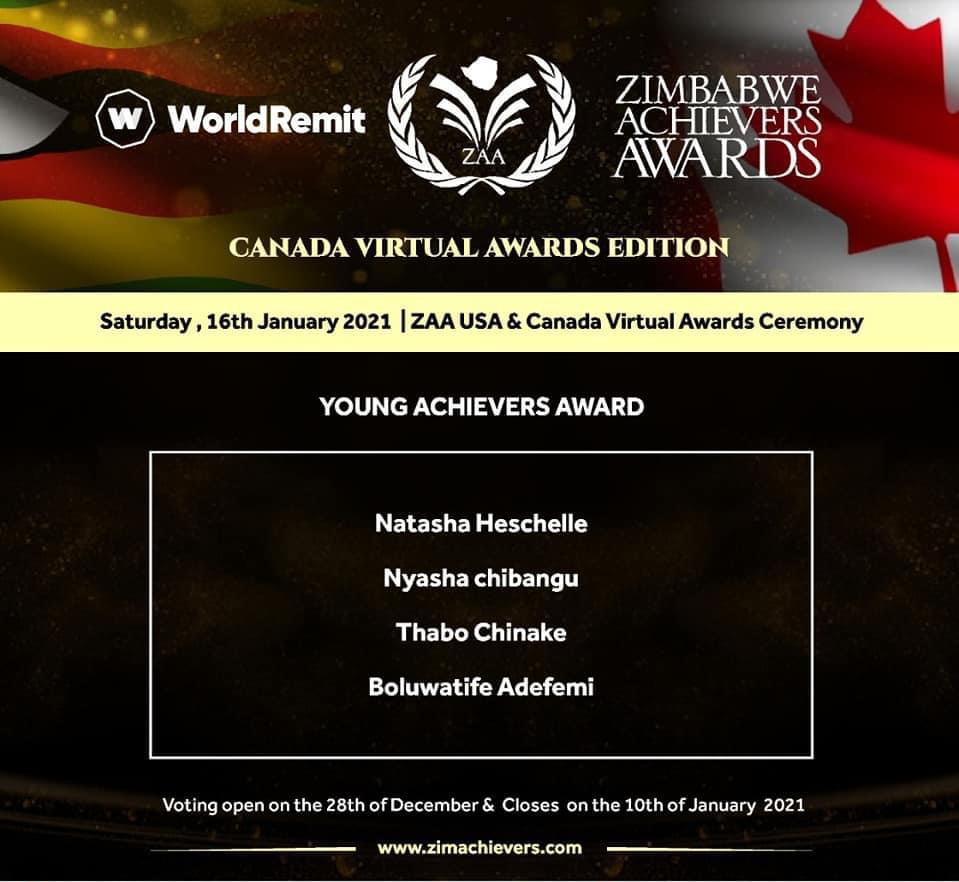 Zim Achivers Awards