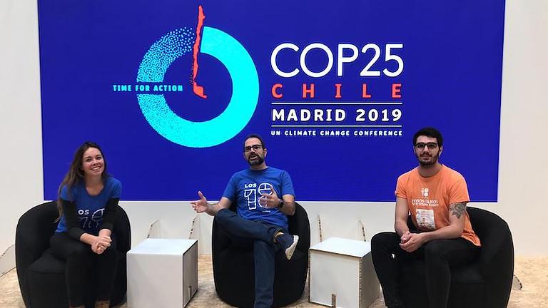 Participación COP25