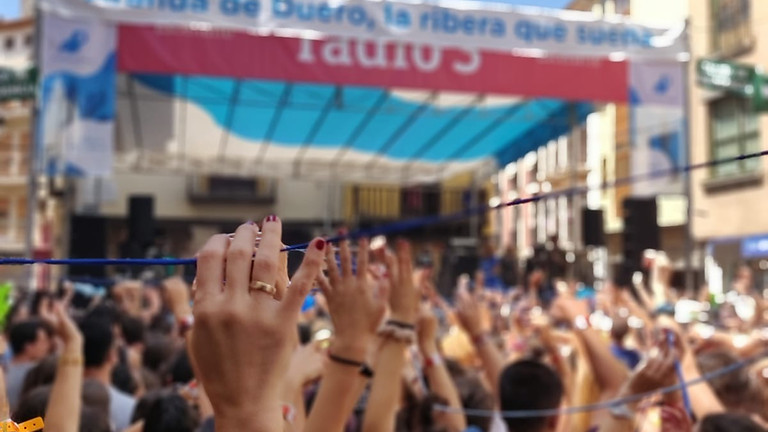 Colaboración con Campeones en Sonorama Festival