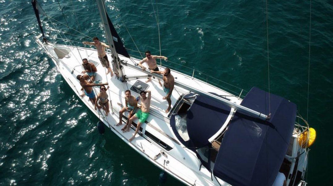 Navegando con los de siempre