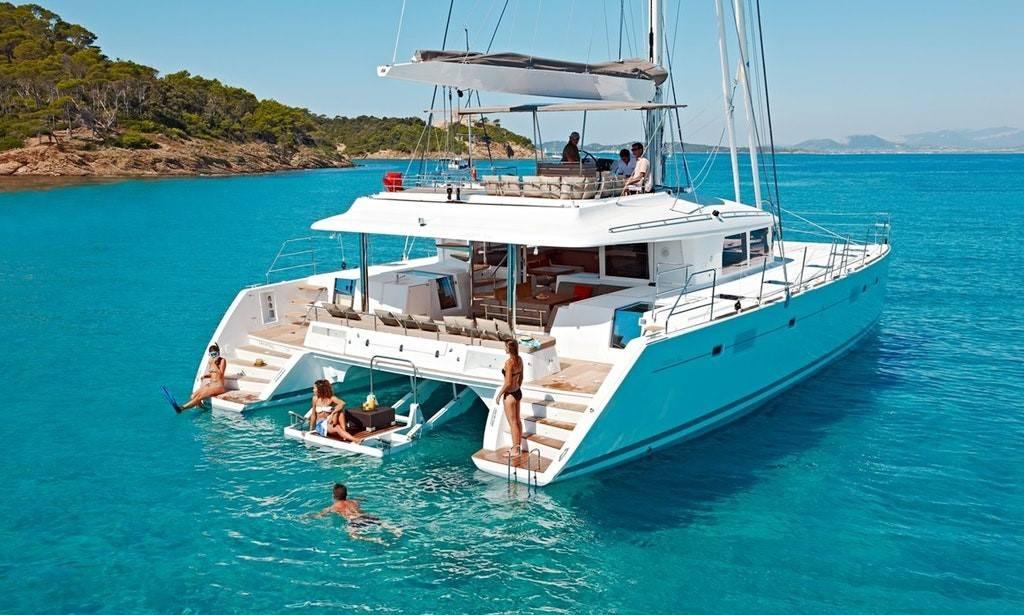 Catamarán Lagoon