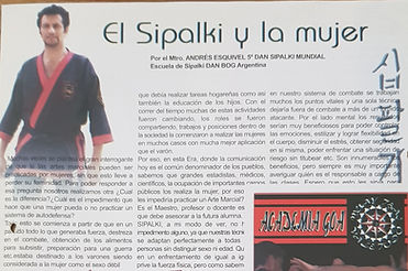 El sipalki y l mujer
