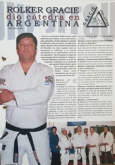 Rolker Gracie y Andres Esquivel