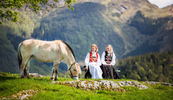 Bryllup på gård i Bergen