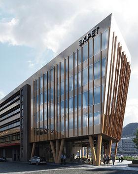 Byggmesteren Vest bygget Skipet i Solheimsviken i Bergen