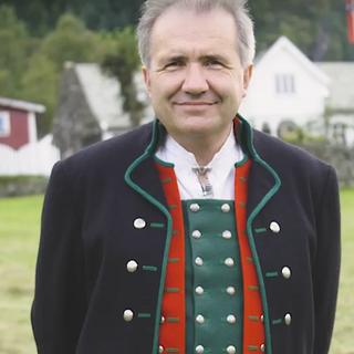 Øvre-Eide Gård i Bergen har flotte nasjonalromantiske selskapslokaler og omgivelser
