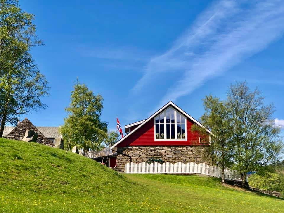 Gård for barn i sommerferien