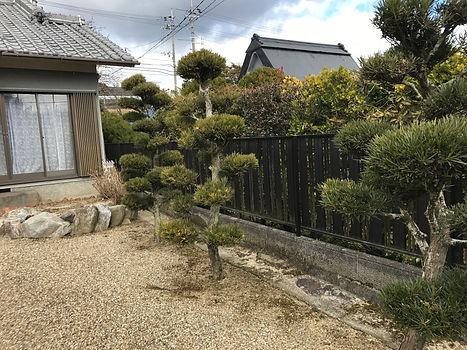 下田原の庭