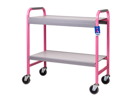 Support breast cancer screenings with Labconco's Cart for the Cure